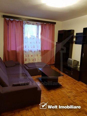 Apartament 1 camera, decomandat, Gheorgheni - imaginea 1