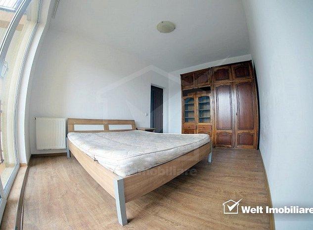 Apartament decomandat, zona linistita, 56mp, parcare cu C.F. Floresti - imaginea 1
