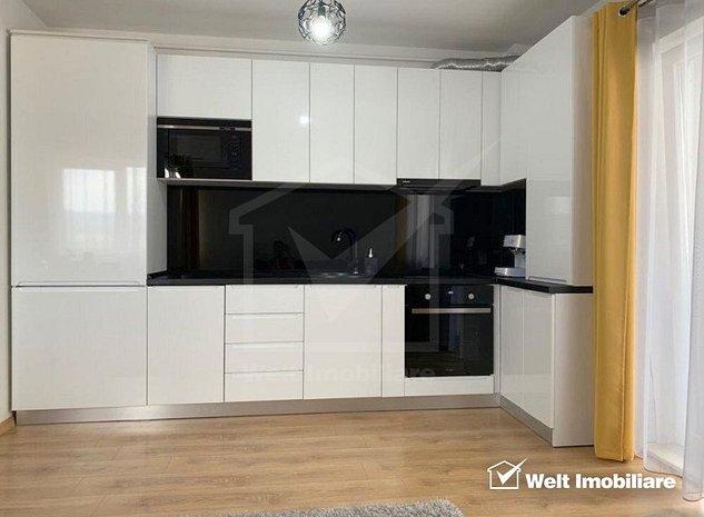 Oferta apartament 3 camere mobilat si utilat modern, parcare subterana, Marasti - imaginea 1