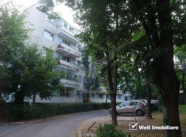 Apartament 2 camere, 47 mp, parter inalt, zona strazii Buzau, Grigorescu - imaginea 1