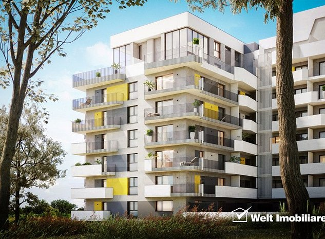 Apartamente cu 1 camera, zona Iulius Mall si Parc Gheorgheni! - imaginea 1