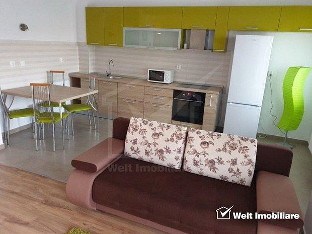Inchiriere apartament 2 camere, garaj, terasa, Sophia Residence - imaginea 1