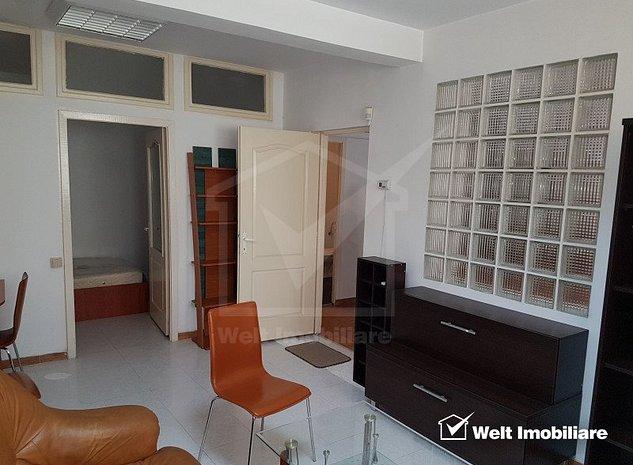 Apartament de vanzare 1 camera, decomandat, Zorilor - imaginea 1