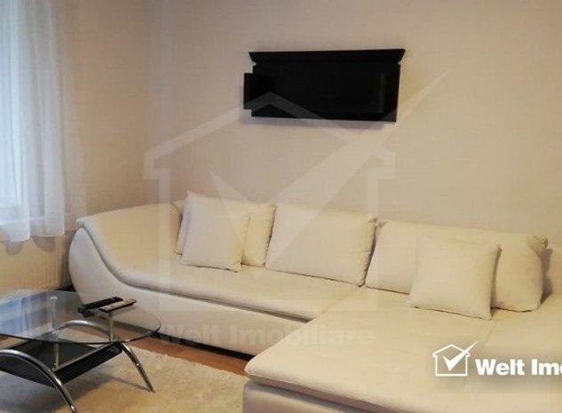 Inchiriere apartament 2 camere la casa, curte, terasa, 70 mp, Andrei Muresanu - imaginea 1