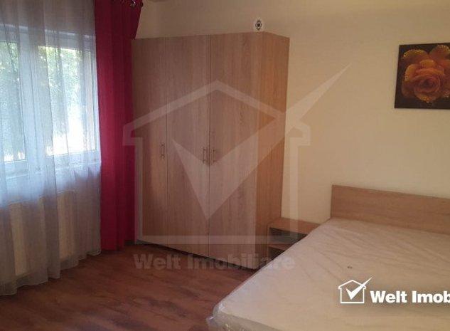Apartament de inchiriat 1 camere, strada Stejarului - imaginea 1