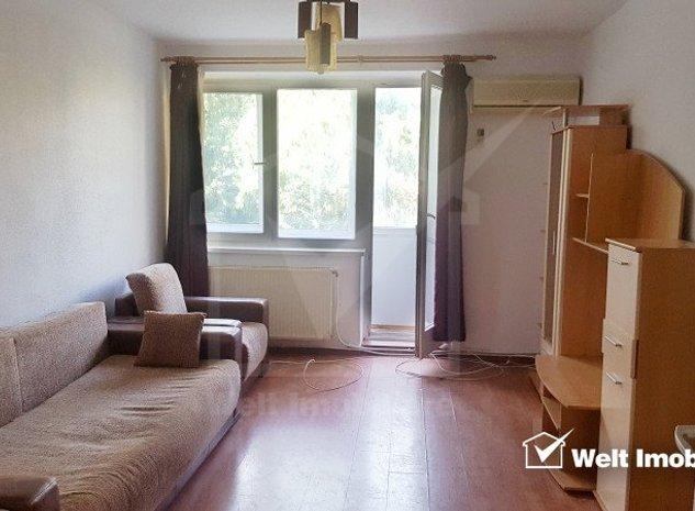 Apartament 2 camere, decomandat, strada Unirii - imaginea 1