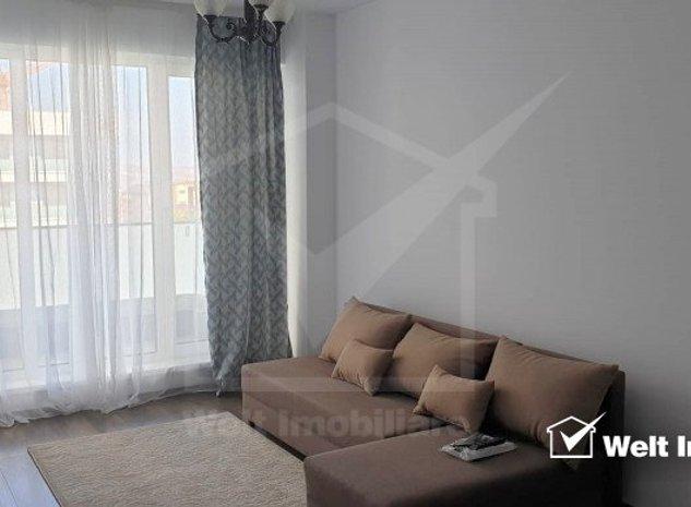 Inchiriere apartament cu 1 camera, Andrei Muresanu Sud, parcare subterana - imaginea 1