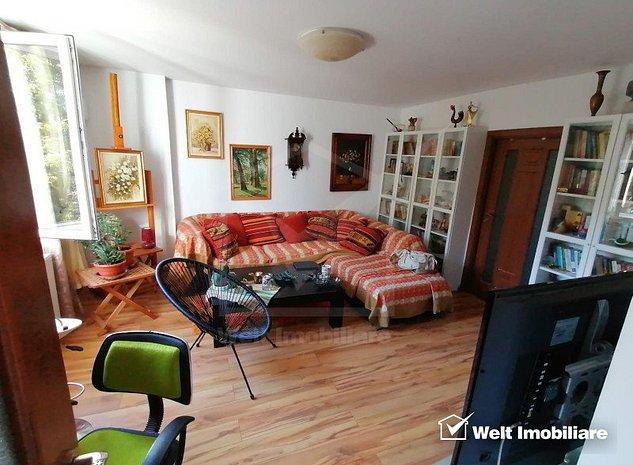 Apartament de 2 camere modern, decomandat, 65mp, la casa, Andrei Muresanu - imaginea 1