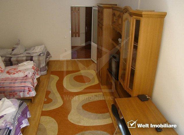 Apartament 1 camera, imobil nou, zona UMF - Spital Recuperare, mobilat utilat! - imaginea 1