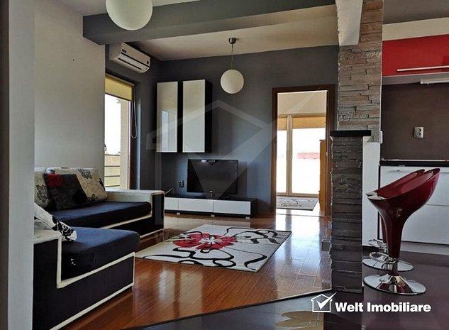 Apartament 3 camere, 65 mp, etaj 3, zona Marasti - imaginea 1