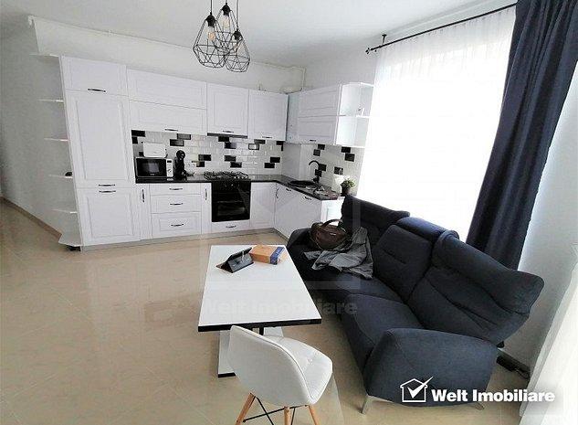 Apartament de inchiriat 2 camere, 62 mp, lux, parcare, Piata Mihai Viteazu - imaginea 1