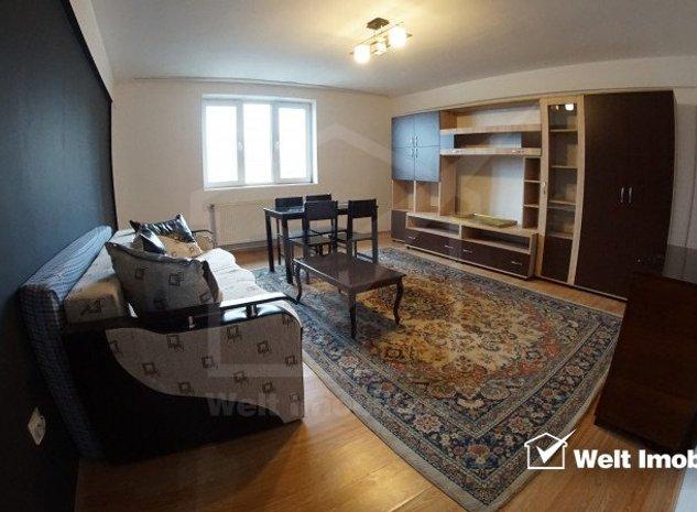 Apartament cu 2 camere, decomandat, 57 mp, recent renovat - imaginea 1
