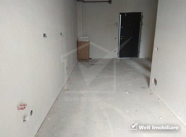 Vanzare apartament 2 camere 59 mp + 36,50 mp terasa, Dambul Rotund - imaginea 1