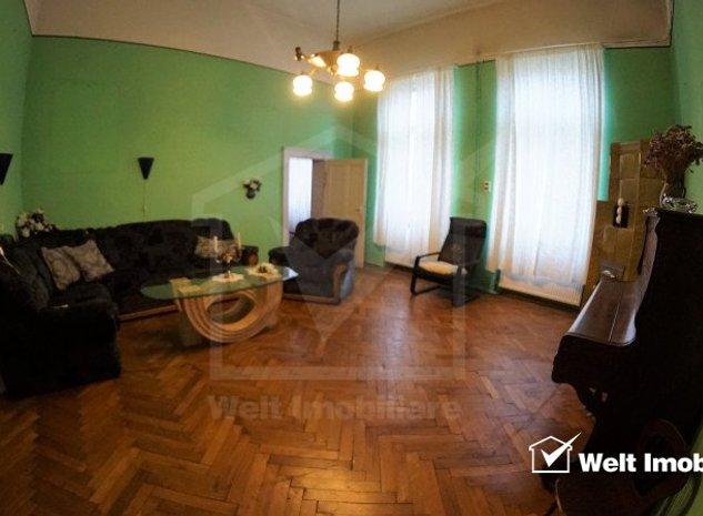 Apartament cu 4 camere, 103 mp, ULTRACENTRAL - imaginea 1