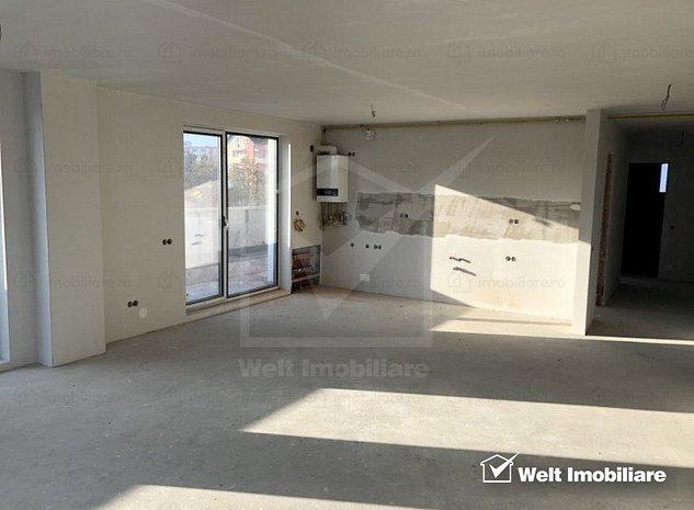 Apartament de vanzare, 4 camere, 86 mp, etaj intermediar, Zorilor - imaginea 1
