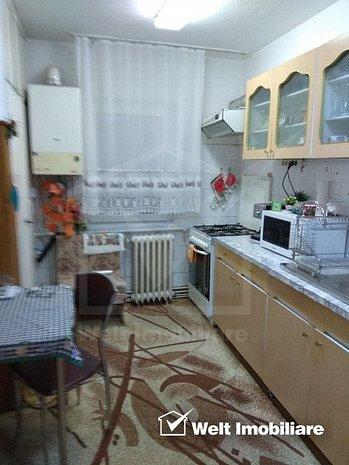 Apartament cu 4 camere, 81mp, 2 bai, 2 balcoane, Manastur - imaginea 1