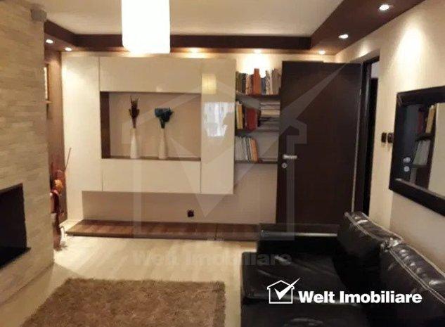 Apartament 3 camere, UMF - Zorilor, complet mobilat si utilat - imaginea 1