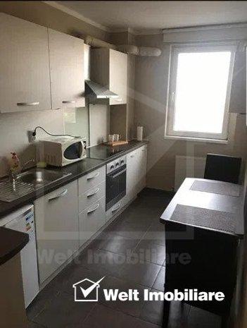 Inchiriere apartament 2 camere, 59 mp, Calea Turzii - imaginea 1