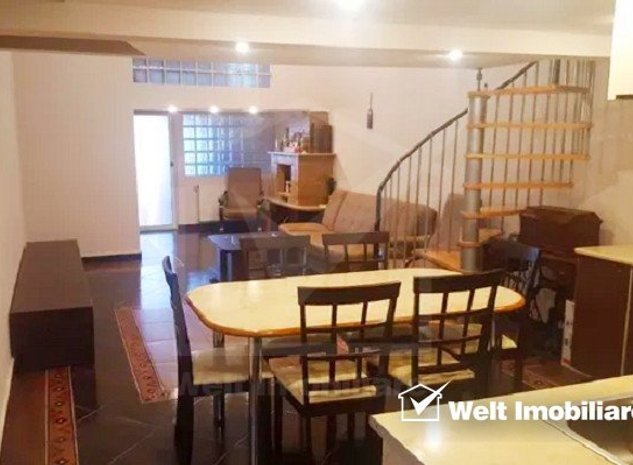 Apartament cu 3 camere 73 mp, 3 bai, 2 balcoane, Mihai Viteazu - imaginea 1