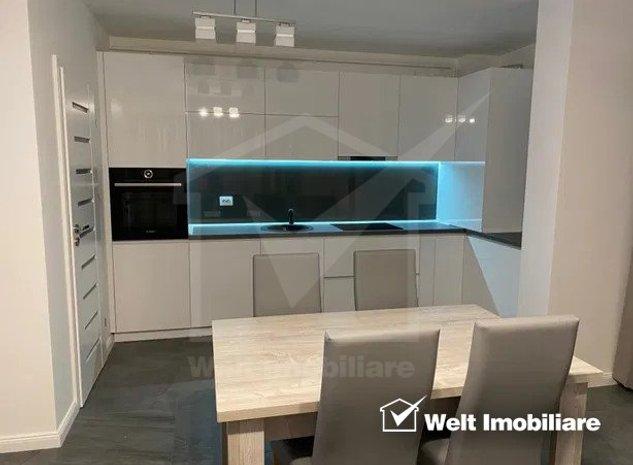 Inchiriere apartament de Lux, 3 camere ultrafinisat, 73 mp, parcare, Iulius Mall - imaginea 1