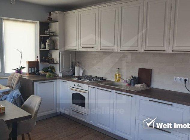 Vanzare apartament cu 3 camere, ultrafinisat, zona Sesul de Sus - imaginea 1
