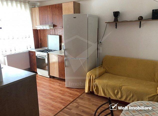 Apartament de inchirat, 2 camere, et 1, garaj, strada Florilor - imaginea 1
