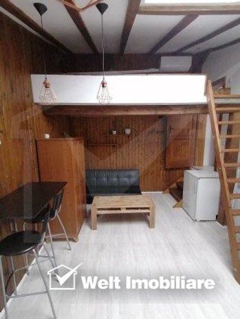 Inchiriere apartament 1 camera, 37 mp, zona centrala, Piata Cipariu - imaginea 1