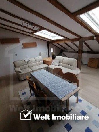 Inchiriere apartament 1 camera, 50 mp, zona centrala, Piata Cipariu - imaginea 1