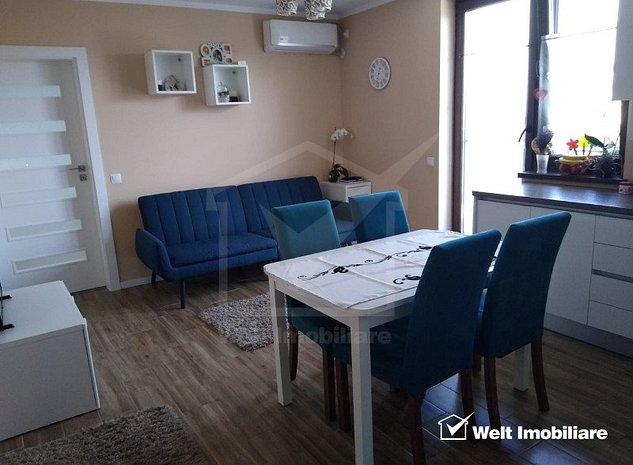 Apartament cu 3 camere, Marasti, bloc nou - imaginea 1