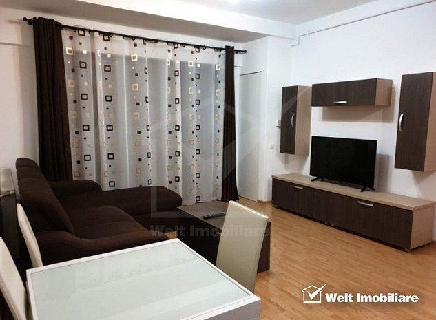 Apartament 3 camere, parcare subterana, Calea Turzii, Zorilor - imaginea 1