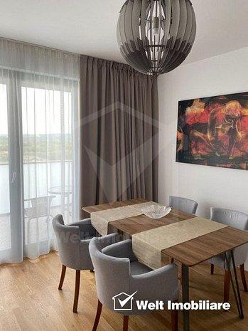 Inchiriere apartament 3 camere, parcare, Gheorgheni, zona Iulius mall - imaginea 1