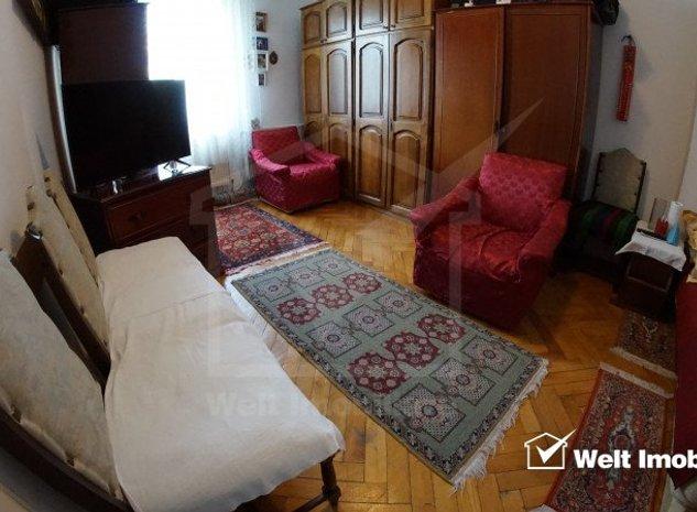 Zona TITULESCU - Apartament cu o camera, + boxa 7 mp, etaj 2, strada Aurel Suciu - imaginea 1