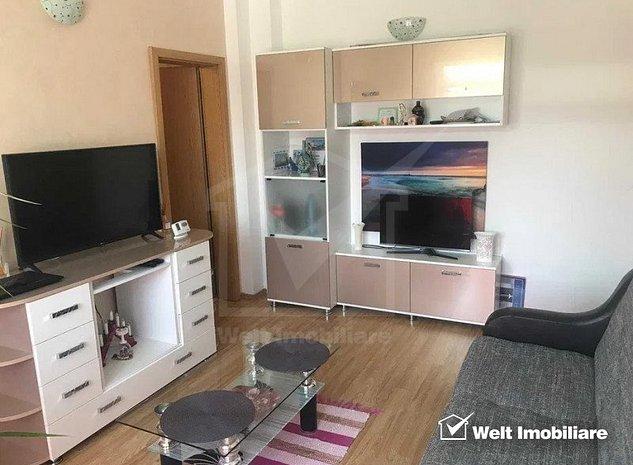 Apartament 1 camere, zona Zorilor, 40 mp, finisat - imaginea 1