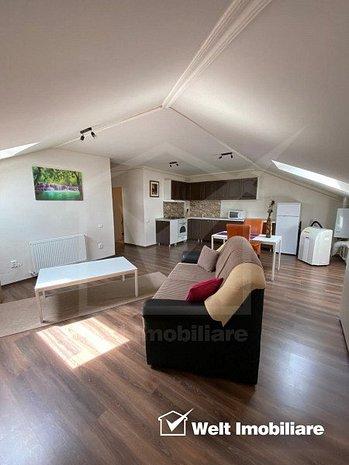 Apartament cu 2 camere, la cheie, zona Buna Ziua - imaginea 1