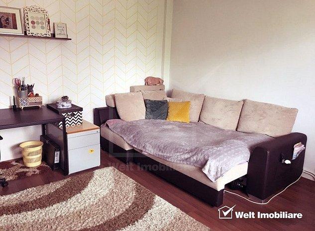 Apartament 1 camera, 29 mp, etaj 3 in Marasti, BRD - imaginea 1