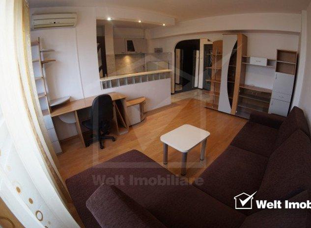 Apartament 1 camera pe Somesului (Pta Mihai Viteazu) - imaginea 1