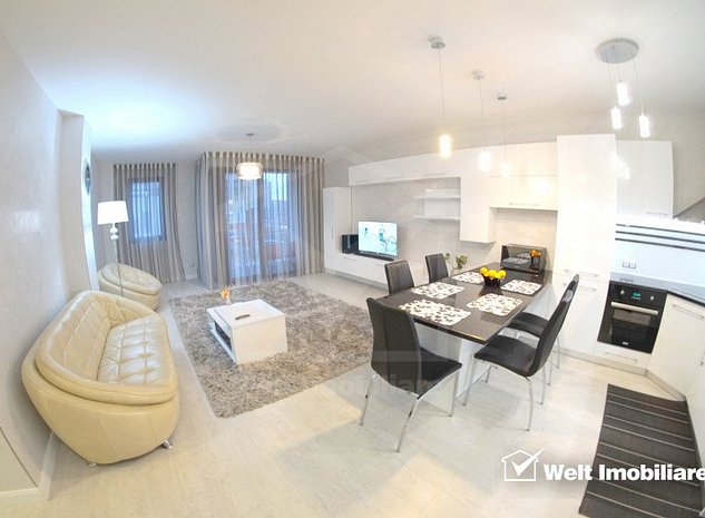 Inchiriere apartament de lux cu 3 camere, imobil deosebit, zona Iulius Mall - imaginea 1