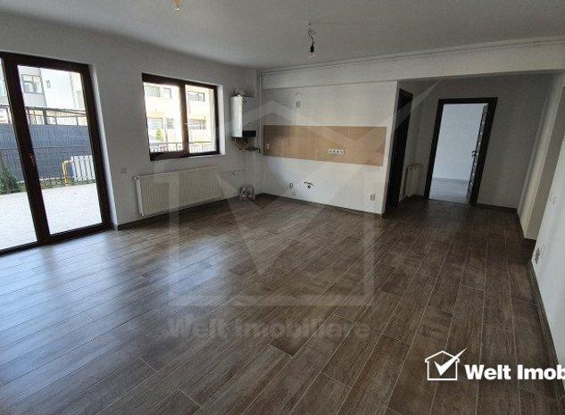 Apartament ultrafinisat cu terasa de 50 mp, Urusagului, Floresti - imaginea 1