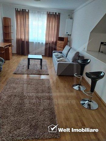 Apartament 2 camere, situat in Floresti, zona Florilor - imaginea 1