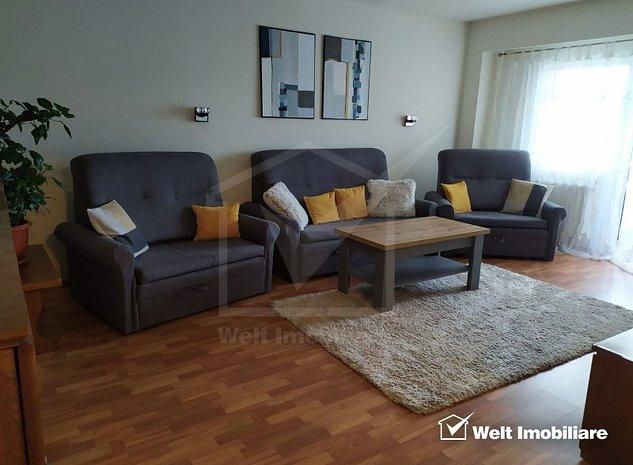 Apartament cu 3 camere, decomandat, confort LUX, 78mp, Marasti - imaginea 1