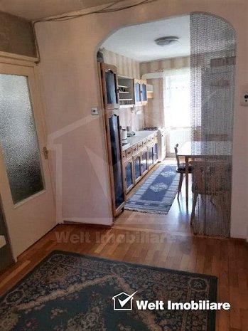 Apartament 4 camere, decomandat, 68 mp, etaj 2 din 4, Manastur, zona Ion Mester - imaginea 1