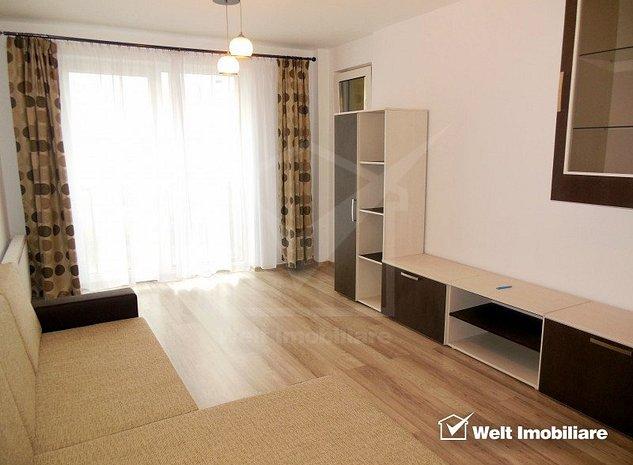 Apartament de inchiriat, cu o camera, in bloc de apartamente, Centru (Constanta) - imaginea 1