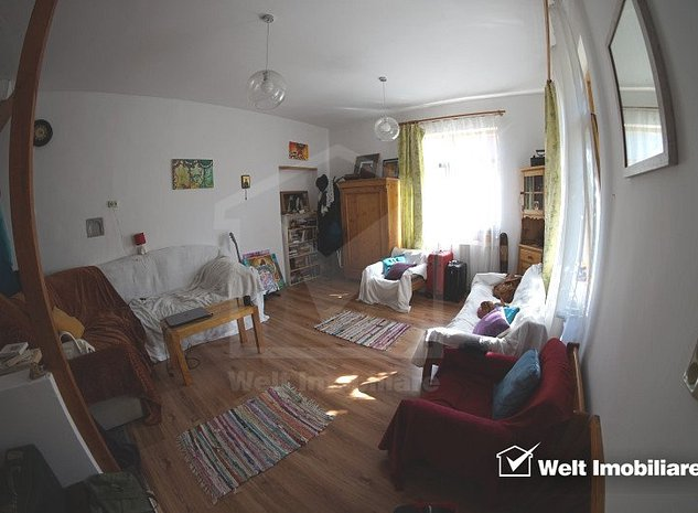 Inchiriere apartament o camera, la casa, Marasti, cheltuieli incluse! - imaginea 1