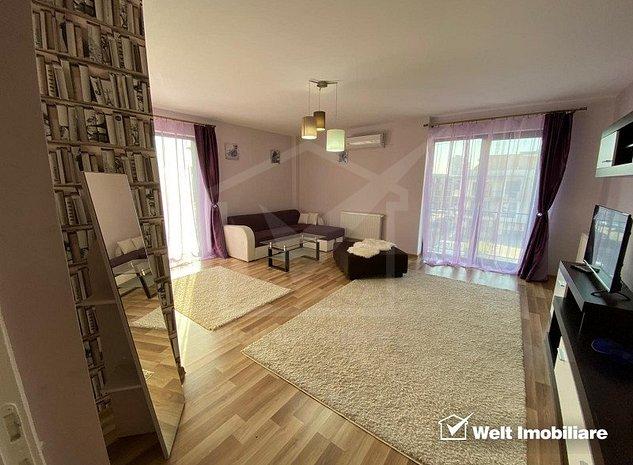 Apartament 2 camere, Gheorgheni, Intre lacuri - imaginea 1