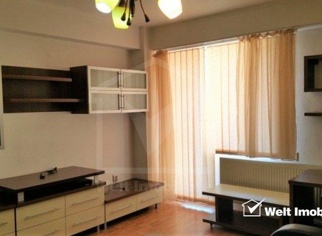 Apartament 1 camera, 40 mp, cartier Intre Lacuri, zona Iulius Mall - imaginea 1