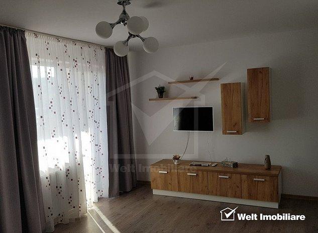 Apartament 2 camere, 54 mp, etaj 4 din 5, Dambul Rotund - imaginea 1