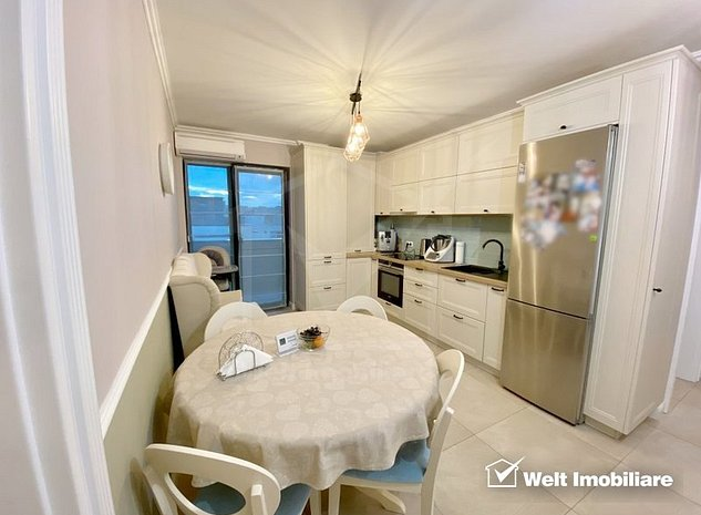 Apartament 2 camere, decomandat, bloc nou, ultrafinisat, mobilat, Marasti - imaginea 1
