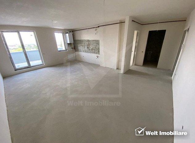 Apartament 2 camere 55 mp + 20 mp terasa, Leroy Merlin, Marasti - imaginea 1