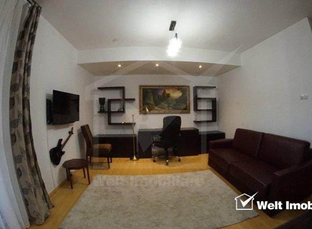 Apartament 2 camere, cartier Zorilor, cu garaj subteran plus 32mp terasa - imaginea 1
