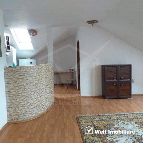 Apartament 3 camere, decomandat, 115 mp, Someseni - imaginea 1